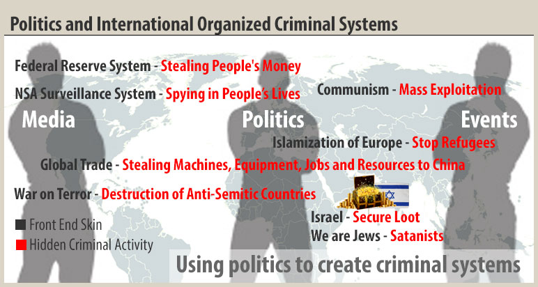 organized crime and media glamorization