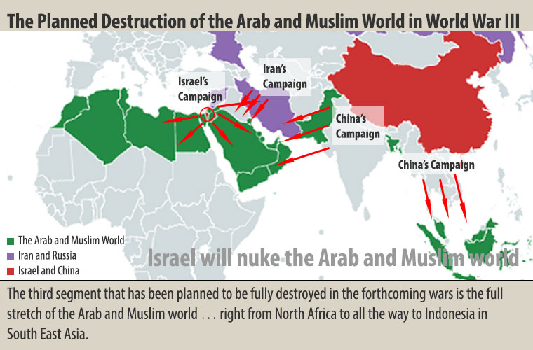 Jewh143 the planned destruction of the arab and muslim world in the gumiabroncs Gallery